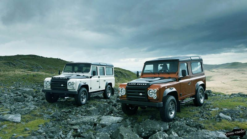Land Rover Defender 90-110