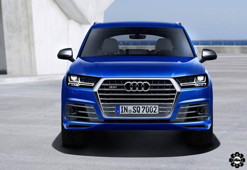 Audi SQ7 TDI 2016-2017