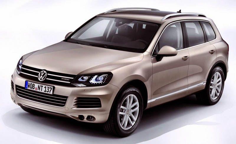 Volkswagen Tuareg