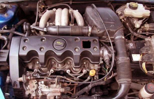 нива шевроле дизель мотор