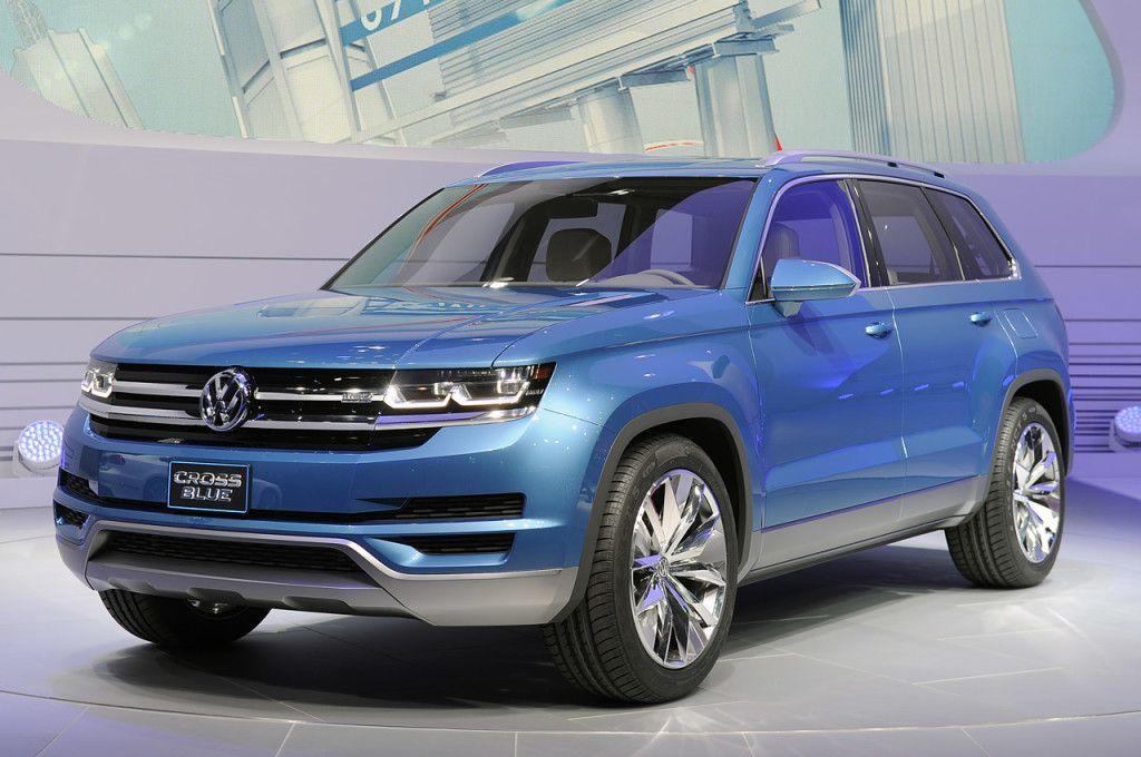 Кроссовер Volkswagen
