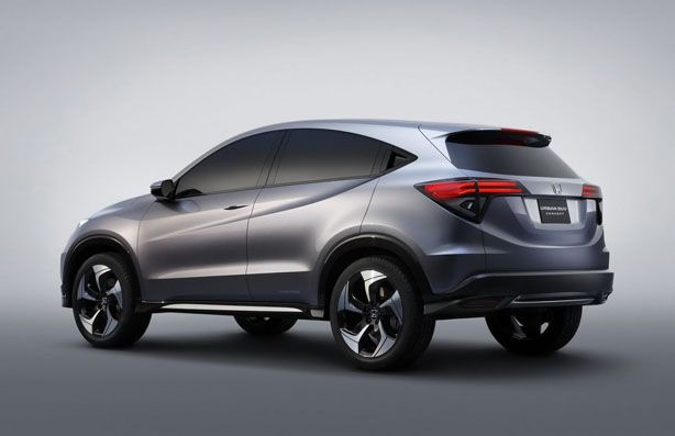 Хонда кроссовер 2014