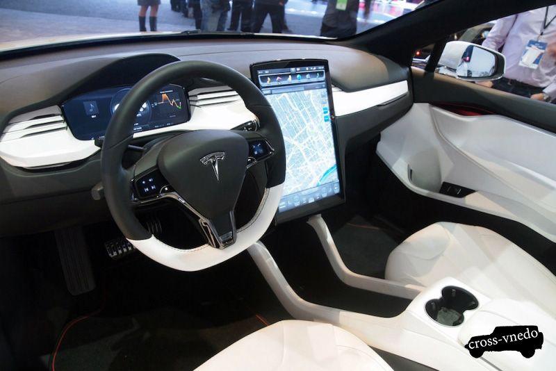 2014 Tesla Motors Model X