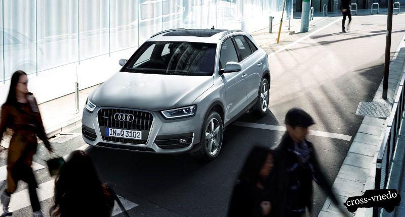 Audi Q3 модель