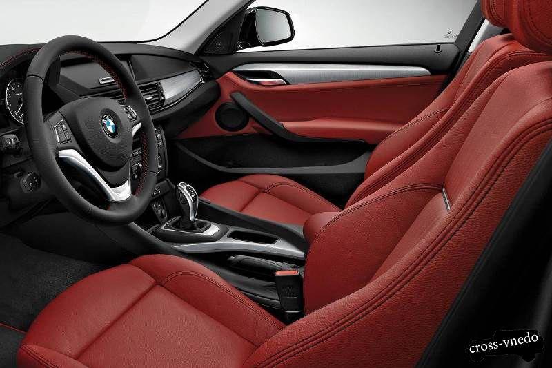 BMW X1 новинка авто