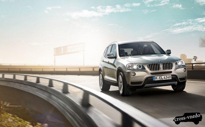 BMW X3 2014 год