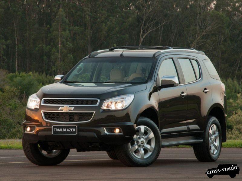 Chevrolet Trailblazer 2013 год фото