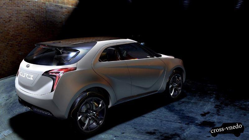 Hyundai Curb концепт