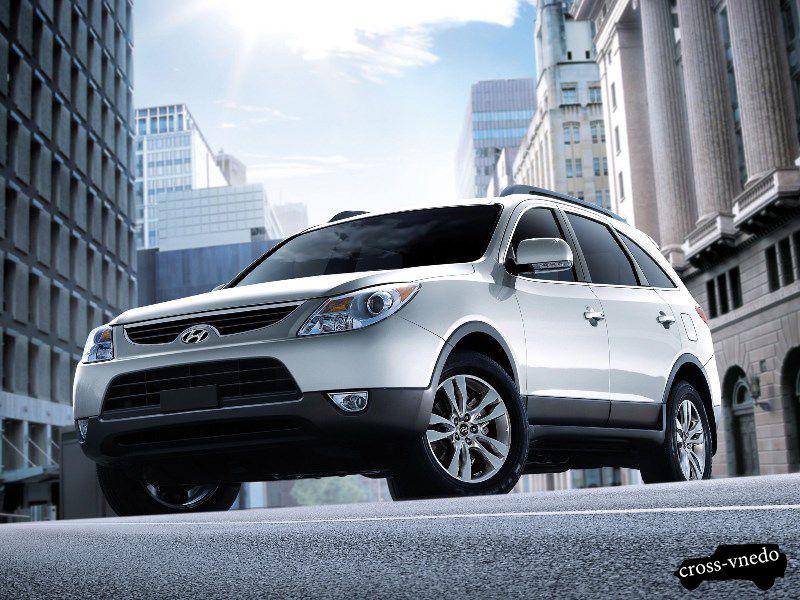 Hyundai Veracruz фото