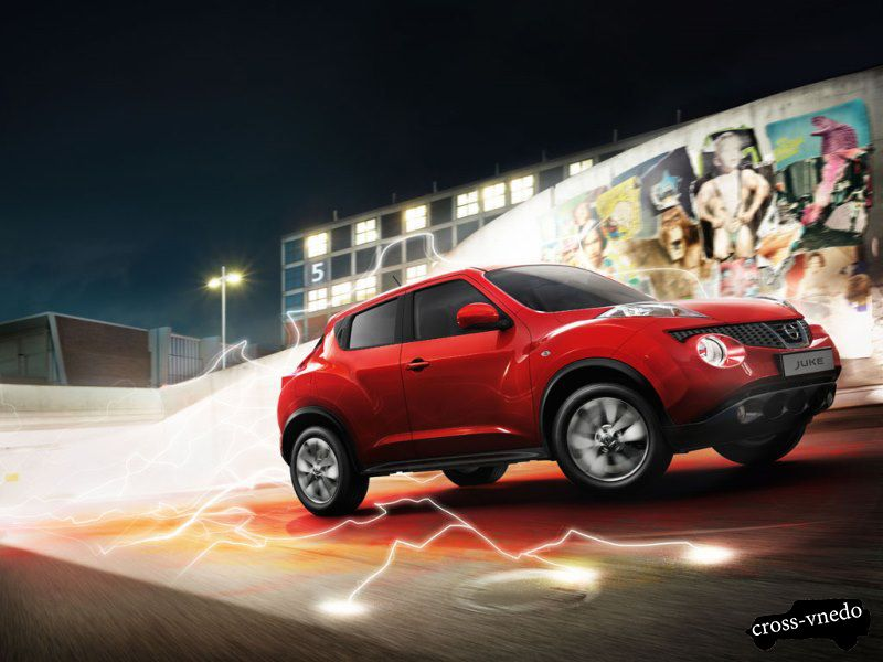 Nissan Juke фотография