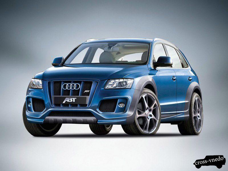Паркетник ABT Audi Q5