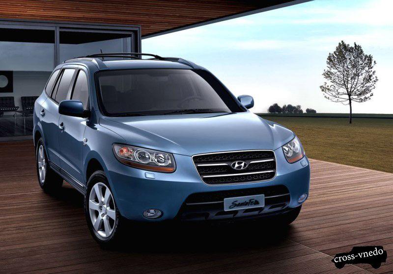 Самый надежный Hyundai SantaFe
