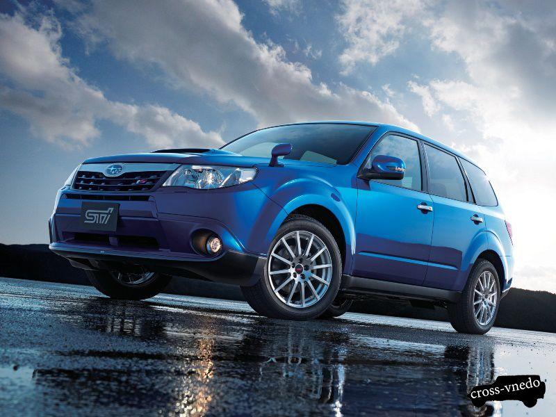 Subaru forester фото