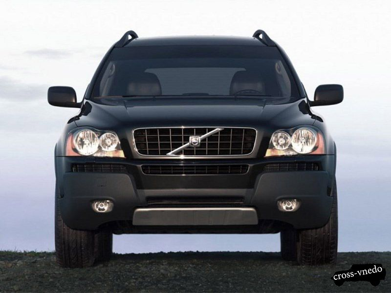 Volvo XC90 дизайн