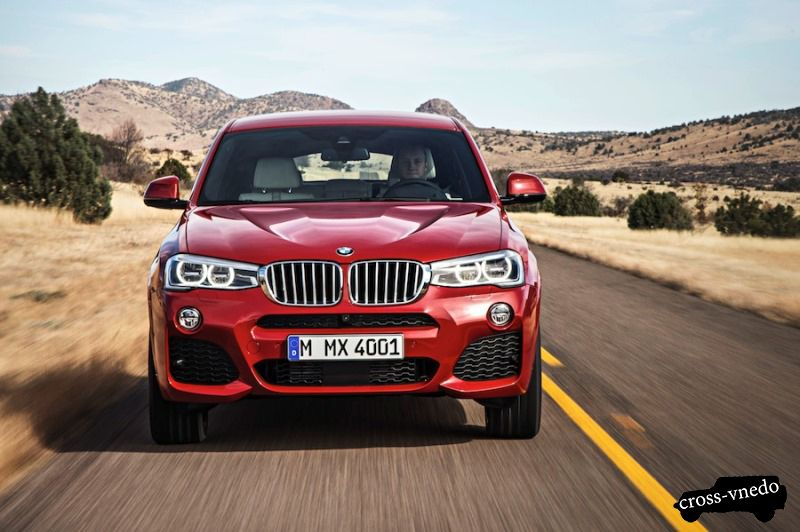 BMW X4 Sports Active Coup