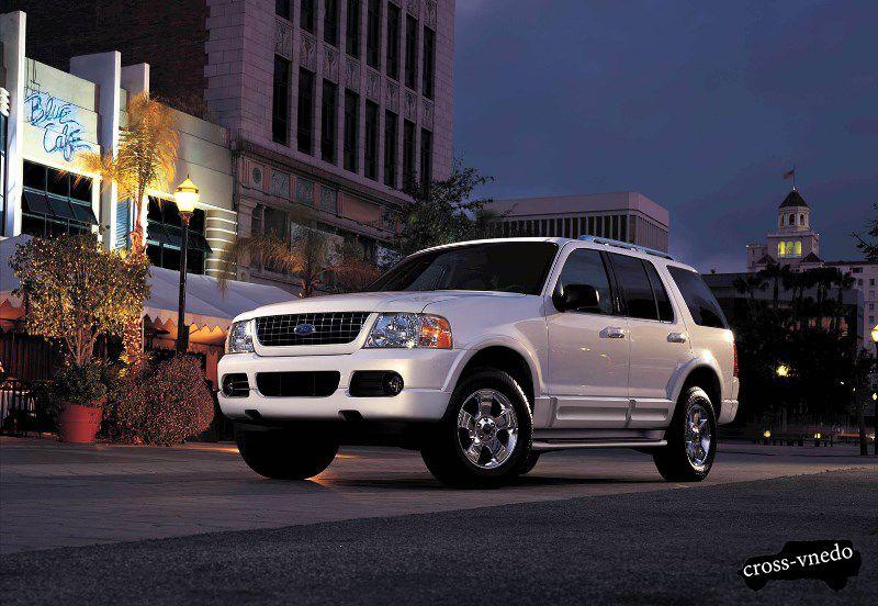 Ford Explorer внедорожник