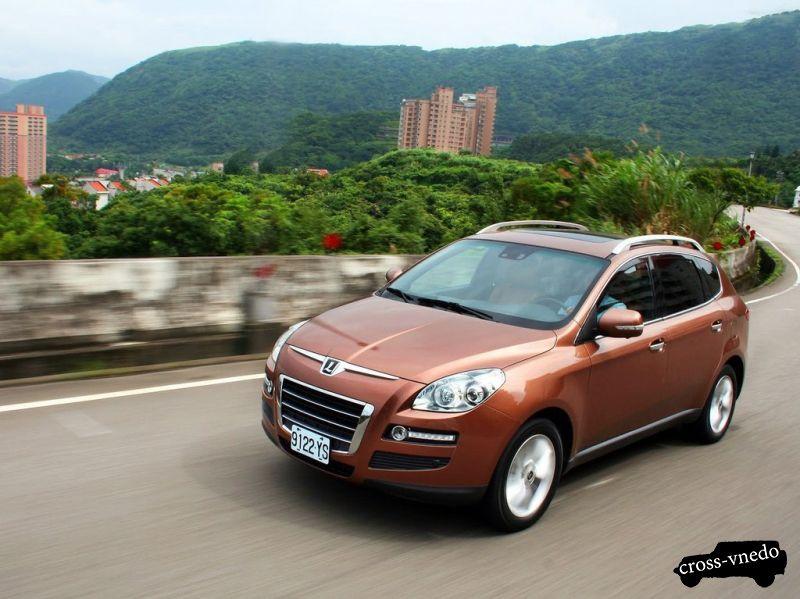 Китайский автомобиль Luxgen 7 SUV