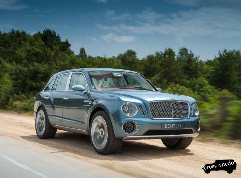 Bentley джип