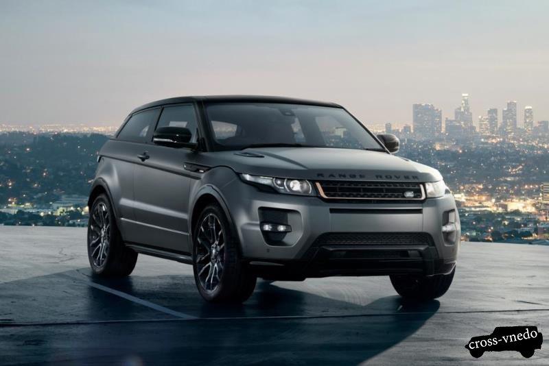Land Rover Evok экстерьер