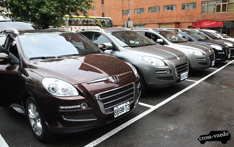 Luxgen 7 SUV кроссоверы