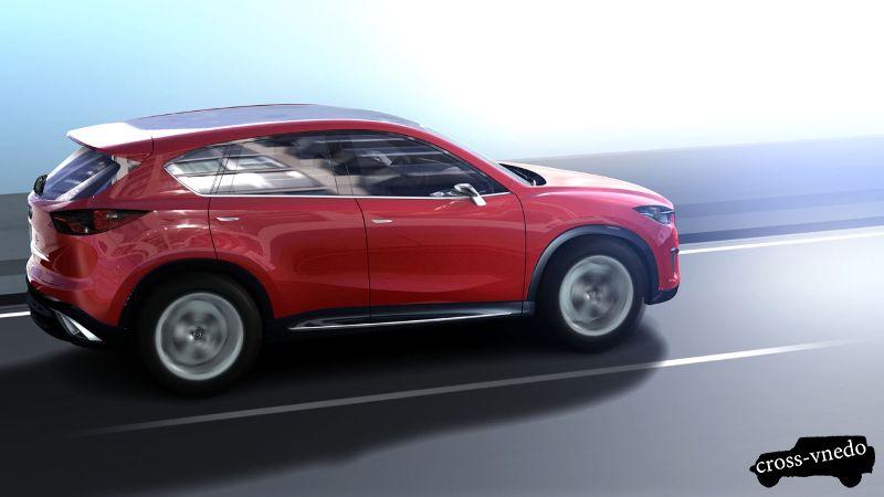 Mazda CX5 фото