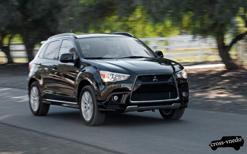 Mitsubishi Outlander новый