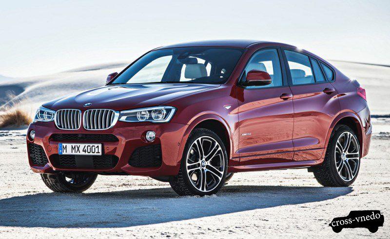 Новинка 2015 года BMW X4