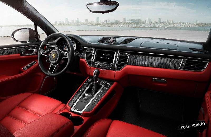 Porsche Macan салон