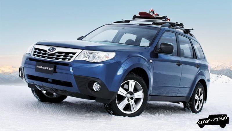 Subaru Forester кроссовер