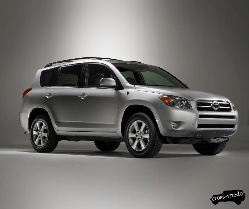 Toyota Rav4 новый