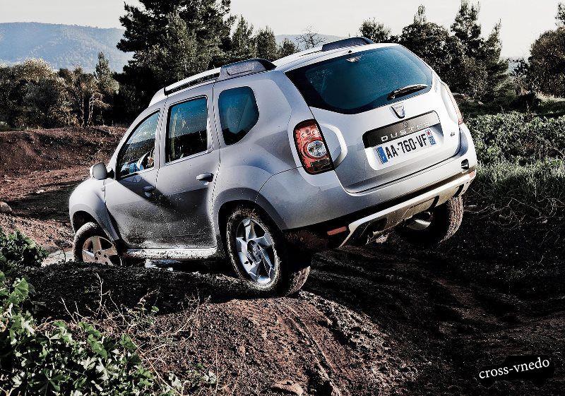 Экономичный Renault Duster