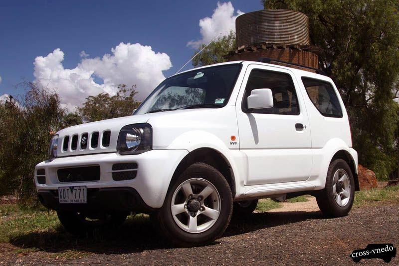 Suzuki Jimny белый