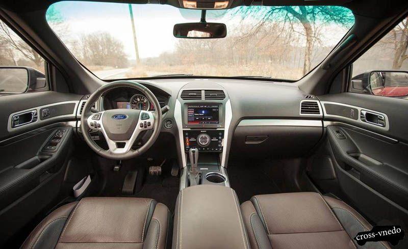 форд эксплорер 2014 технические характеристики
