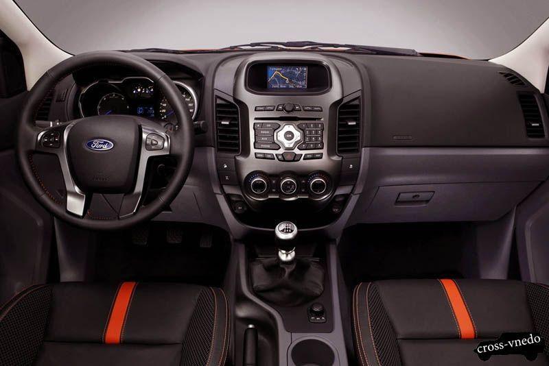 форд рейнджер 2014