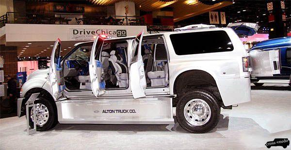 Ford Alton F 650