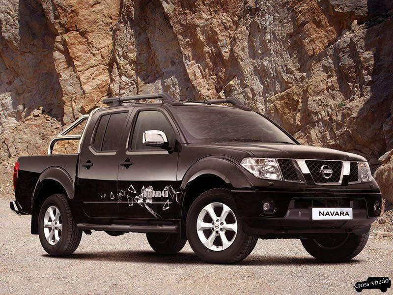 Nissan Navara фото