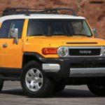 Toyota FJ Cruiser: комплектация и цена в России