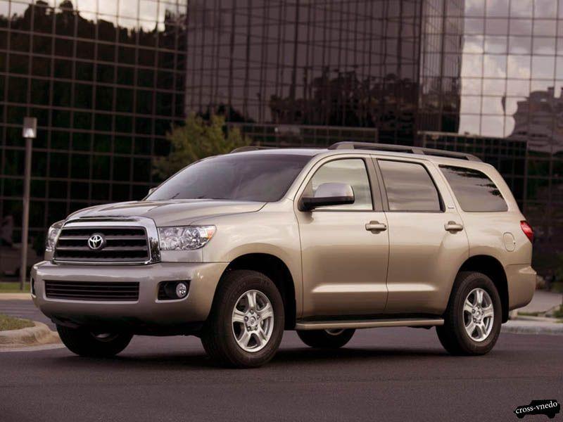 Тойота Секвойя 2014 цена