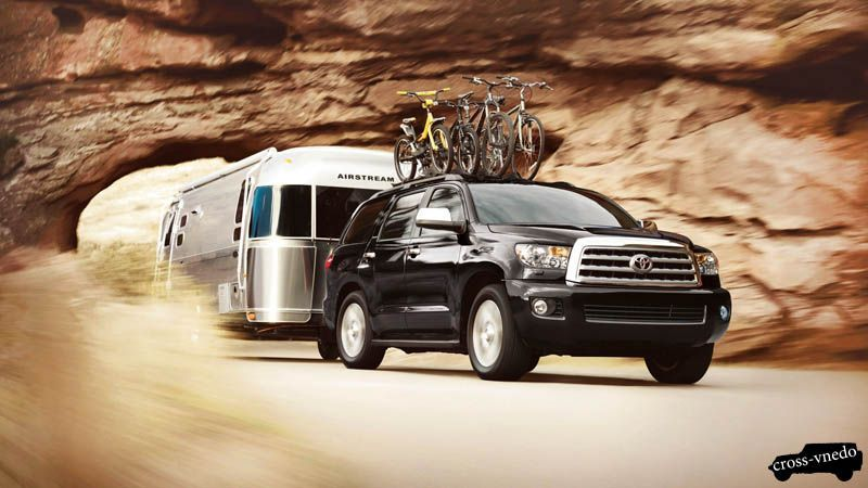 toyota sequoia 2014 black