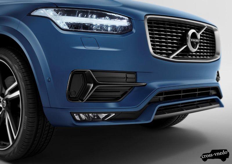 Дизайн новинки Volvo XC90
