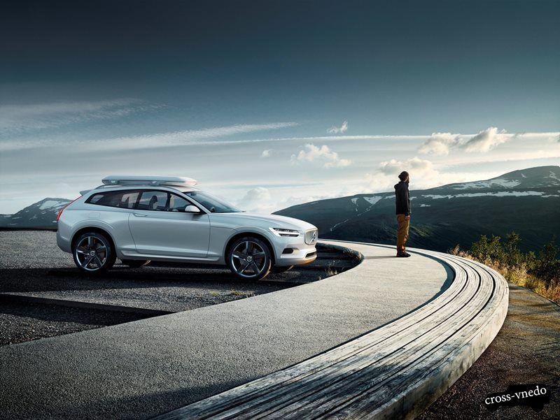 Внешний вид Volvo XC90 2015