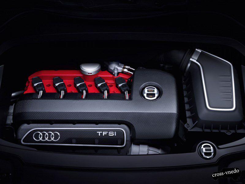 Audi Q3 двигатель