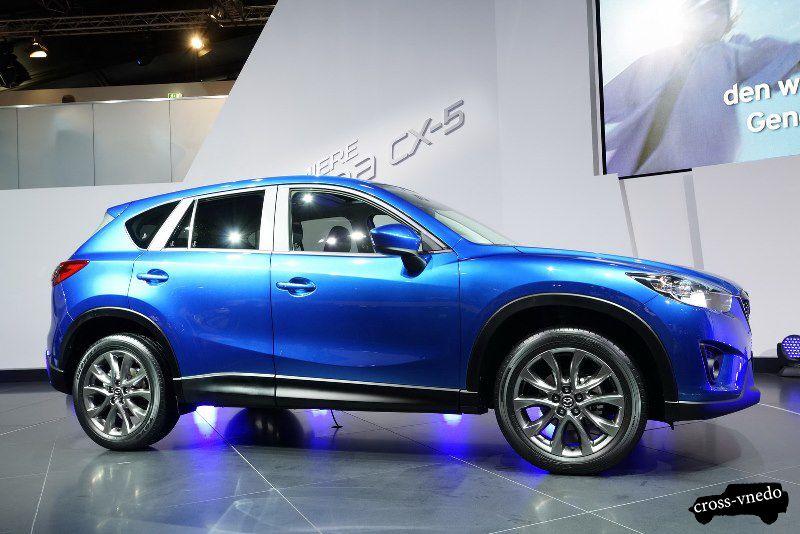 Автомобиль Mazda CX5