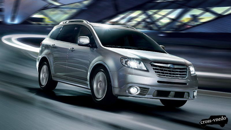 Автомобиль Subaru Tribeca new