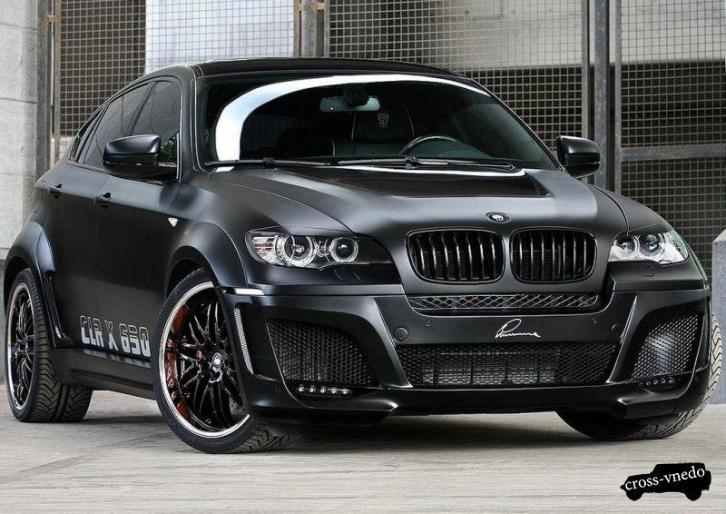 BMW Х6 фото авто