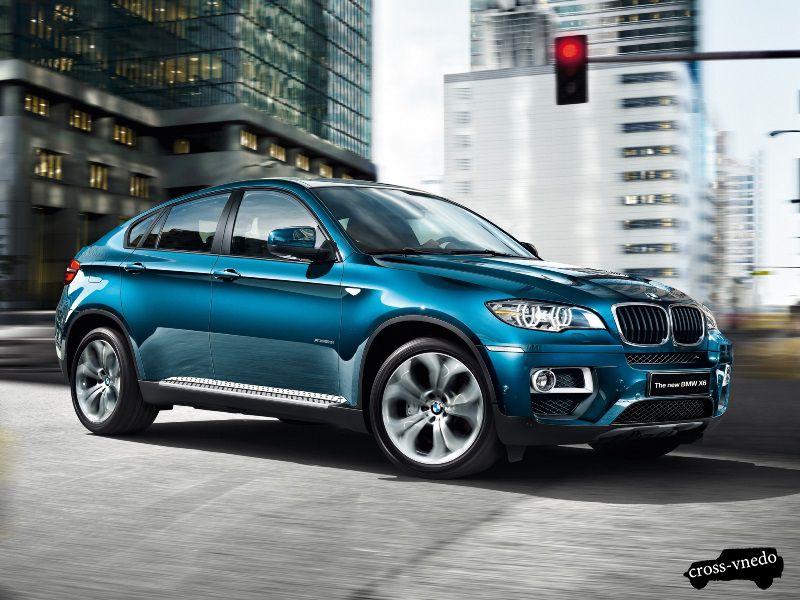 BMW Х6 кузов автомобиля
