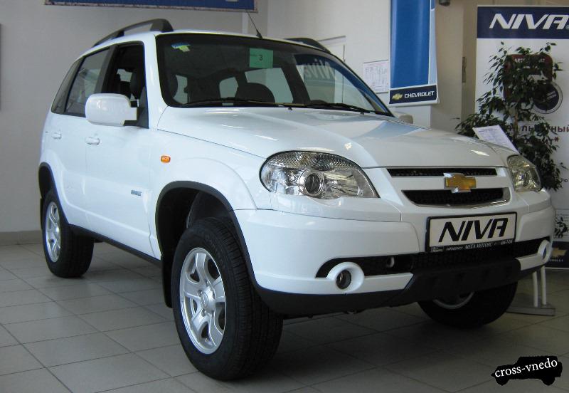 Chevrolet Niva  2015 внешний вид