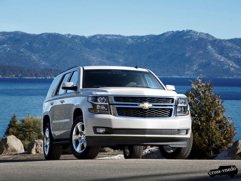 Chevrolet Tahoe 2014 экстерьер