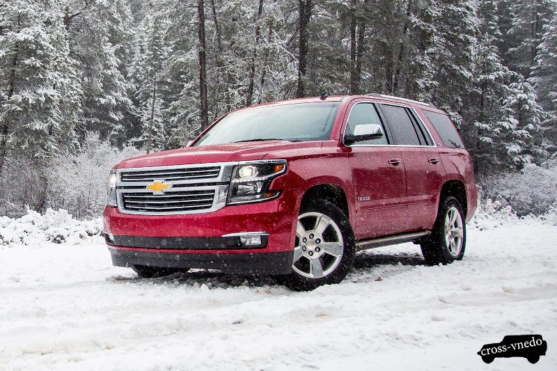Chevrolet Tahoe 2014 фото авто