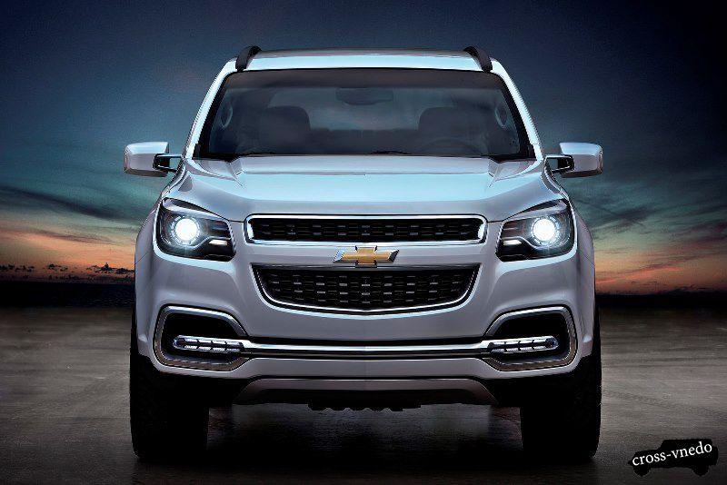 Chevrolet TrailBlazer 2014 фото